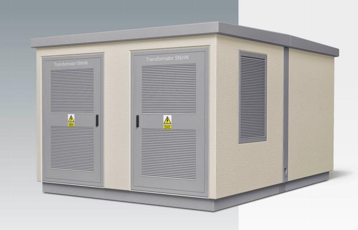 КТП типа 2KS 25-36w мощностью до 2x1000 кВА