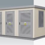 КТП типа 2KS 25-50w мощностью до 2x1000 кВА